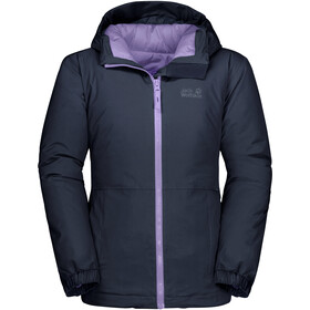 Jack Wolfskin Argon Storm Jacke Kinder midnight blue